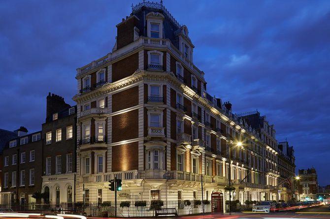 The Mandeville, London