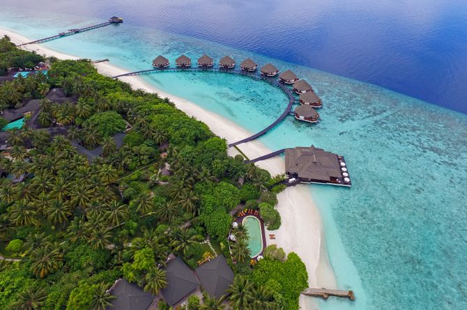 Adaaran Select Meedhupparu, Malediven