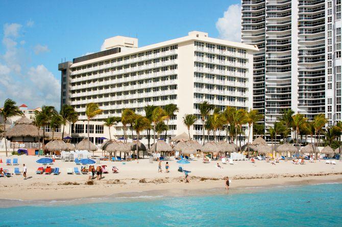 Newport Beachside Hotel & Resort, Miami