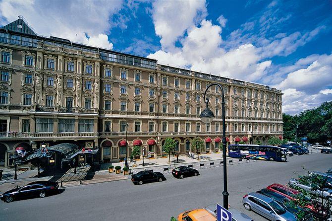 Grand Hotel Europe, Saint Pétersbourg