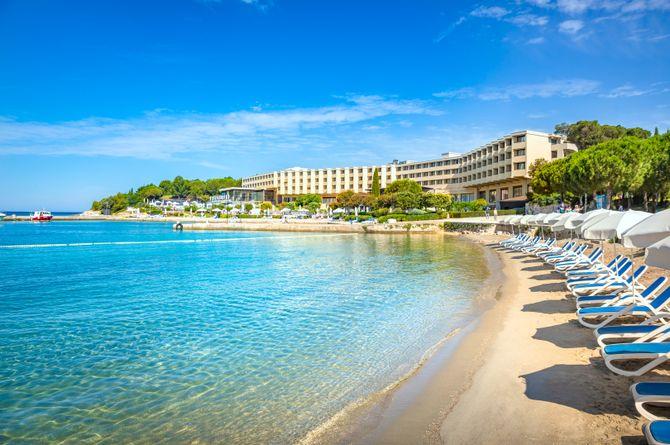 Island Hotel Istra, Istrien