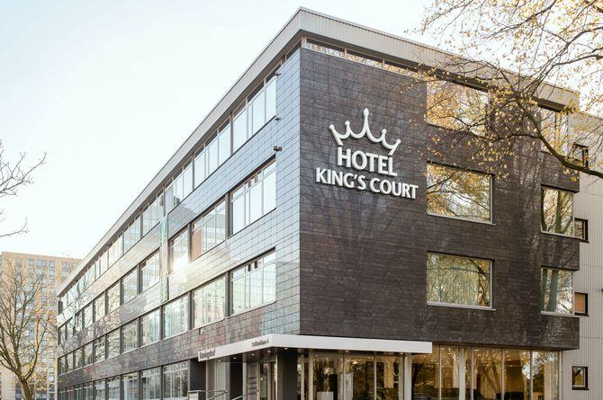 Hôtel King's Court, Amsterdam