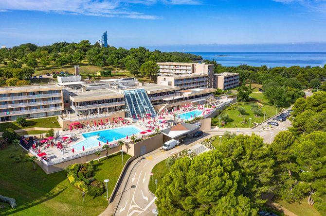 Molindrio Plava Laguna, Istrien