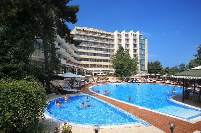 Hotel MiRaBelle, Varna