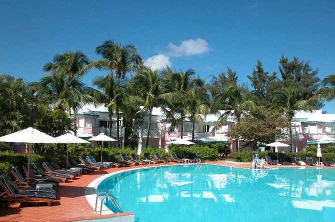 La Cocoteraie, Guadeloupe