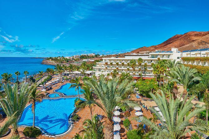 Hipotels Natura Palace & Spa, Lanzarote / Arrecife