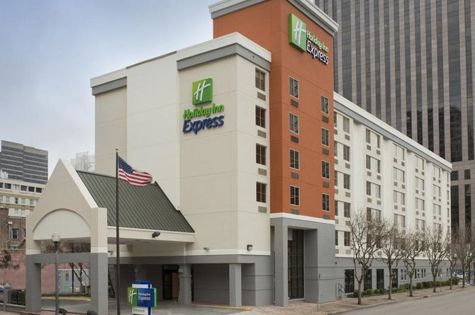 Holiday Inn Express New Orleans Downtown, New Orleans