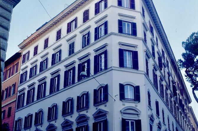 Hôtel Gambrinus, Province de Rome