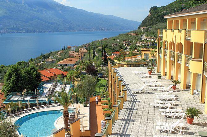 Hotel Cristina, Riva del Garda & Umgebung