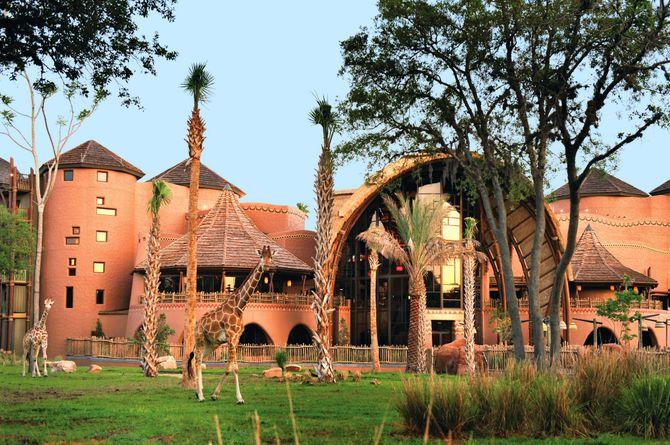 Disney's Animal Kingdom Lodge, Orlando & Umgebung