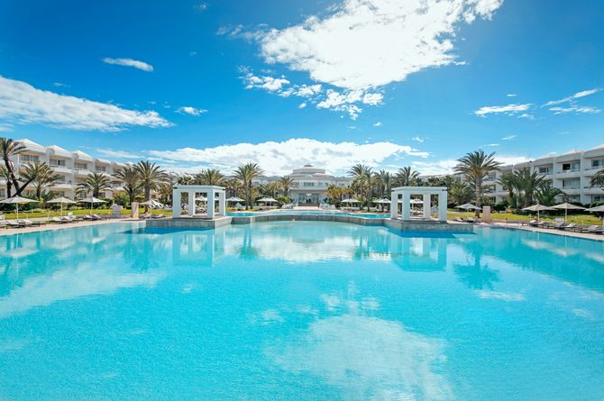 Radisson Blu Palace Resort & Thalasso, Djerba / Sud de la Tunisie
