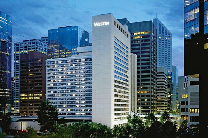 Westin Hotel Calgary, Calgary