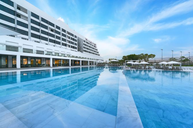 Crowne Plaza Muscat, Mascate