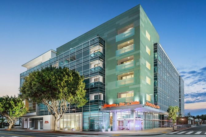 Hampton Inn & Suites Santa Monica, Los Angeles
