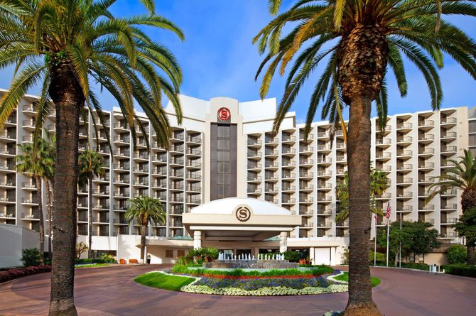 Sheraton San Diego Hotel & Marina, San Diego
