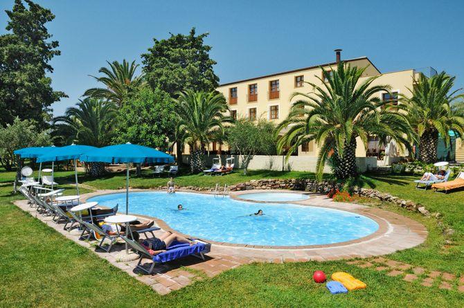 Alghero Resort Country Hôtel, Nord de la Sardaigne (sans Costa Smeralda)