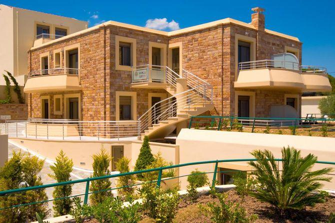 Aegean Dream Hôtel, Chios