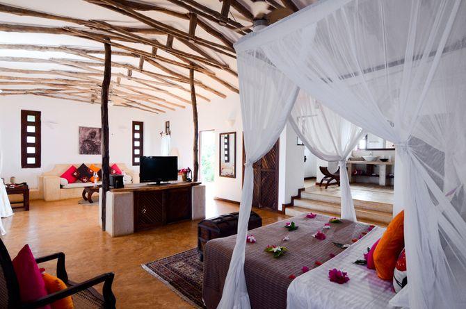 Kasha Boutique Luxury Hotel, Zanzibar