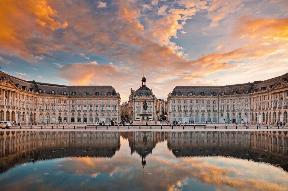 Bordeaux / Place de la Bourse