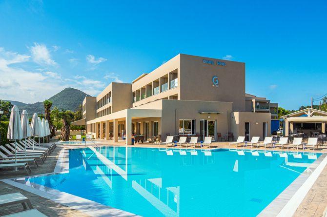 CNic Gemini Hotel, Korfu