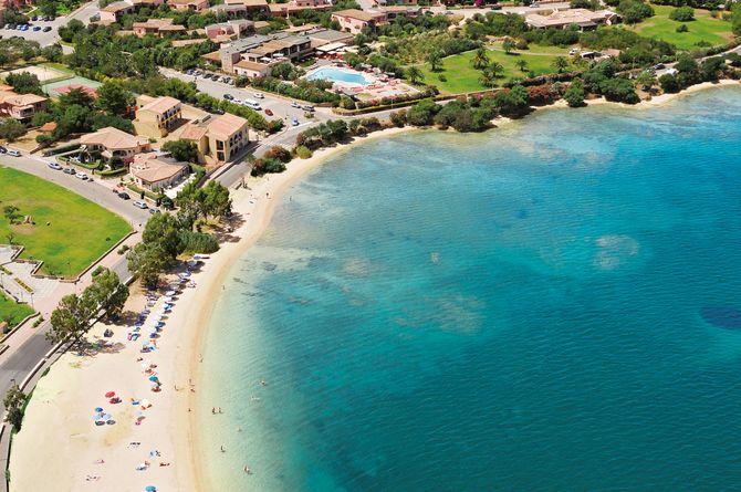 Resort Cala di Falco - Hotel, Costa Smeralda