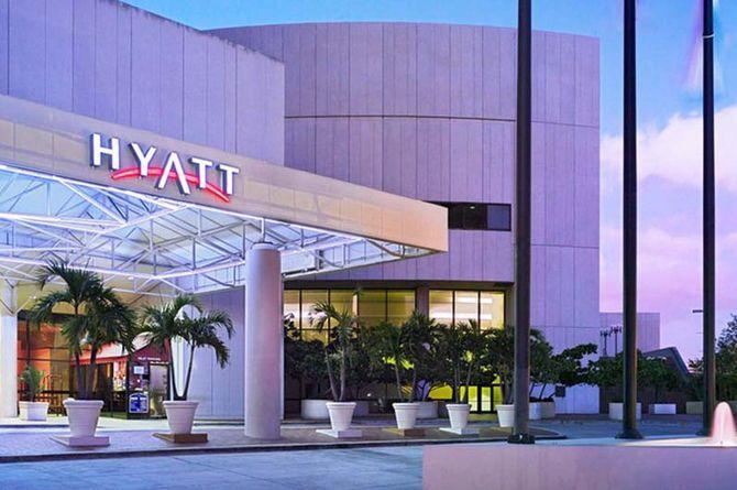 Hyatt Regency Miami, Miami