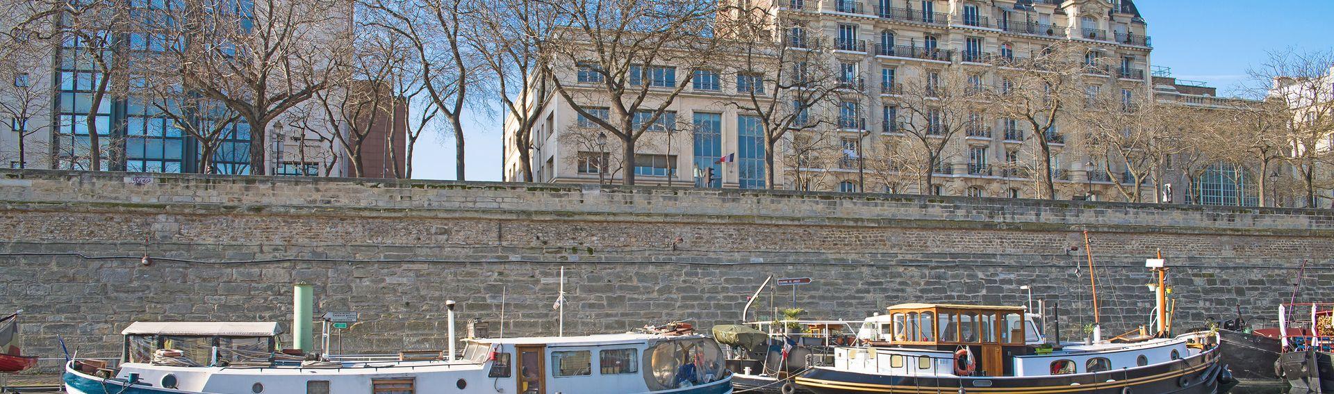 Gare de Lyon / Bastille