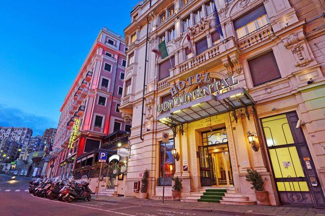 Hôtel Continental, Province de Gênes