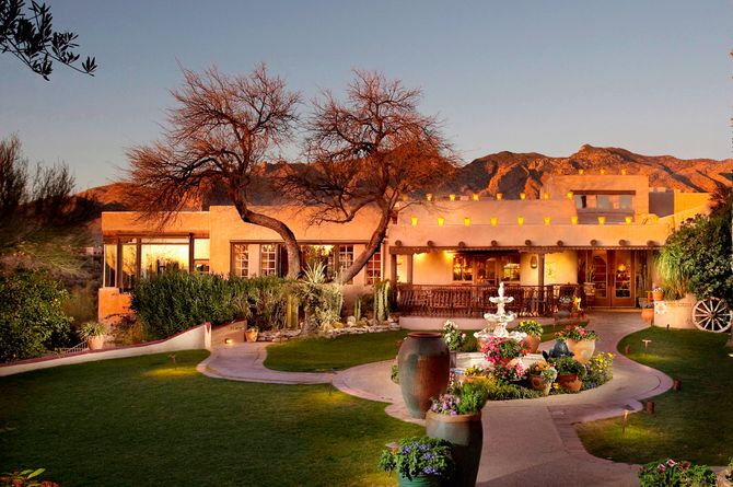 Hacienda del Sol, Tucson