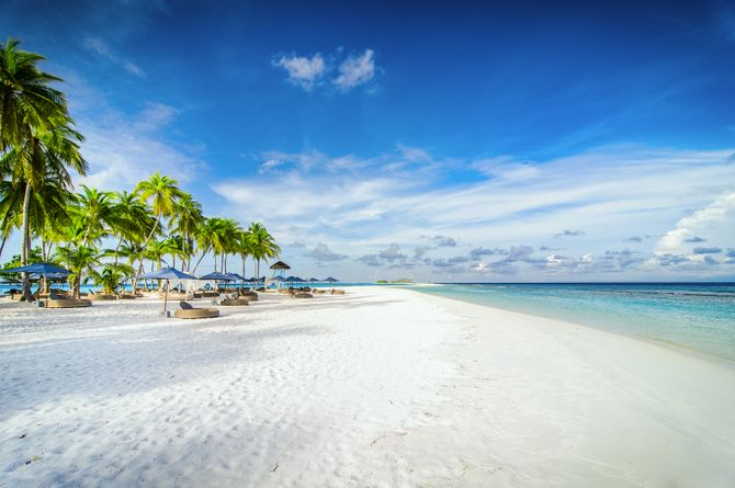 Finolhu, Malediven