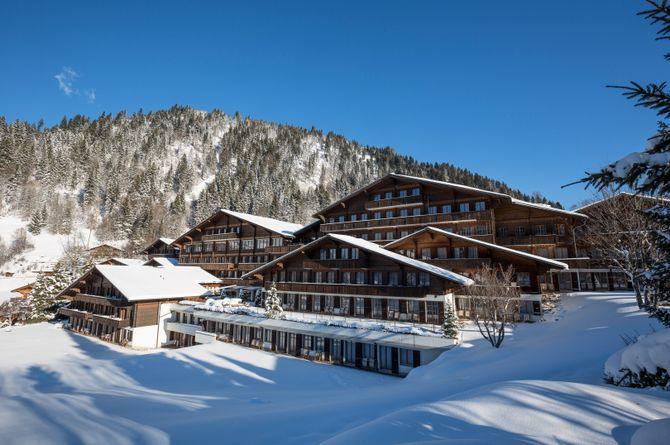 Hôtel Huus: offre exceptionnelle!, Gstaad-Saanen
