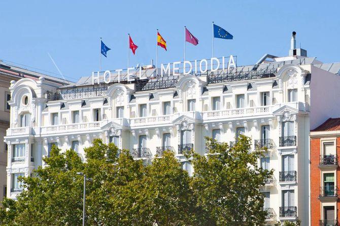 Mediodia Hotel, Madrid & ses environs