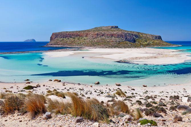 Les merveilles de l'ouest de la Crète, Crète