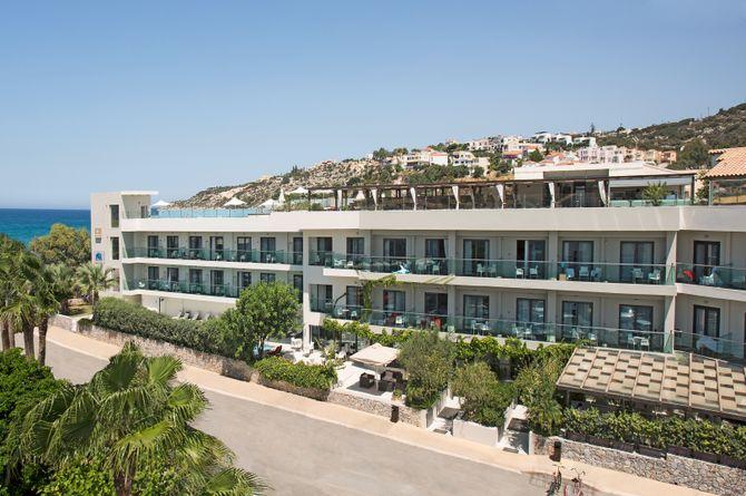 Almyrida Residence, Kreta