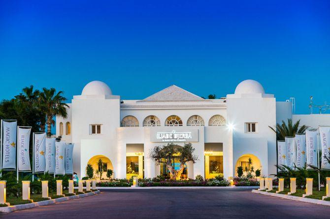 Hotel Iliade Djerba by Magic Hotels, Djerba / Sud de la Tunisie