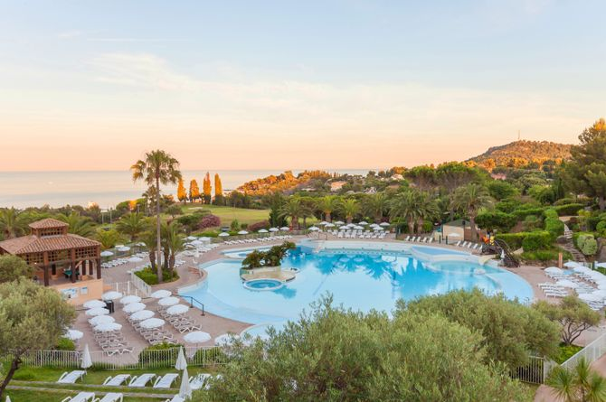 Village de vacances P&V «Cap Esterel» - hôtel, Cannes & ses environs (Côte d'Azur - Midi de la France)