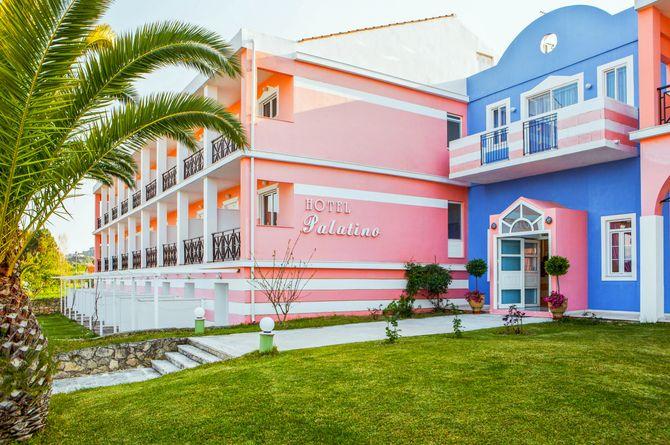Palatino Hotel, Kefalonia