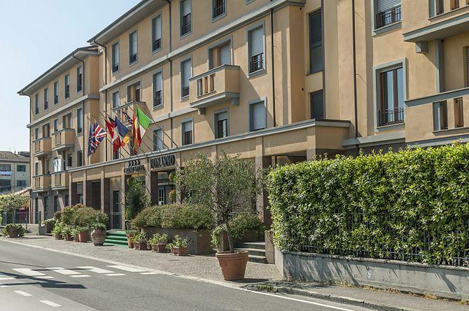 Grand Hôtel Bonanno, Province de Pise