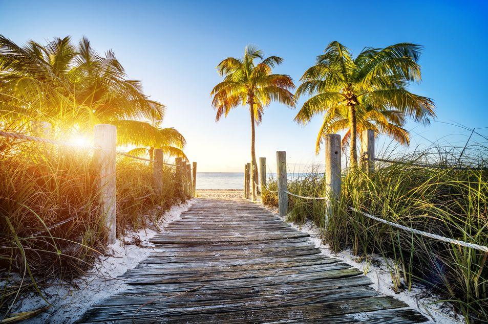 Plage, Florida Keys