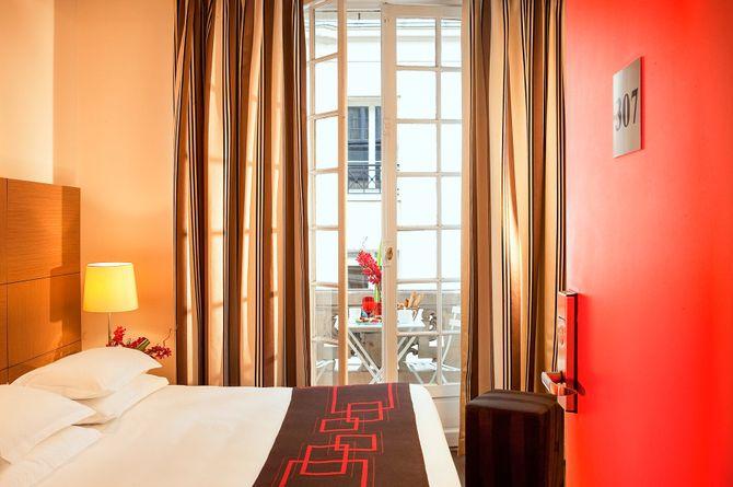 Hôtel Villathena, Paris
