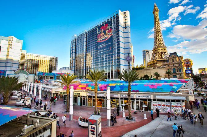 Bally's Las Vegas, Las Vegas