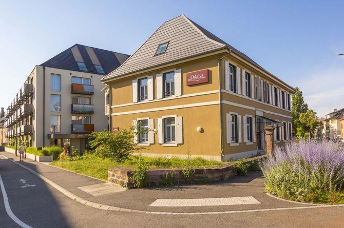 Aparthotel Odalys La Rose d'Argent, Colmar