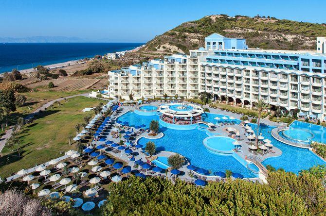 Atrium Platinum Luxury Resort Hotel & Spa, Rhodes