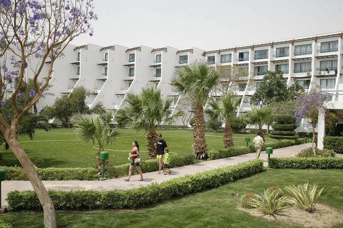 Shams Safaga Resort, Hourghada