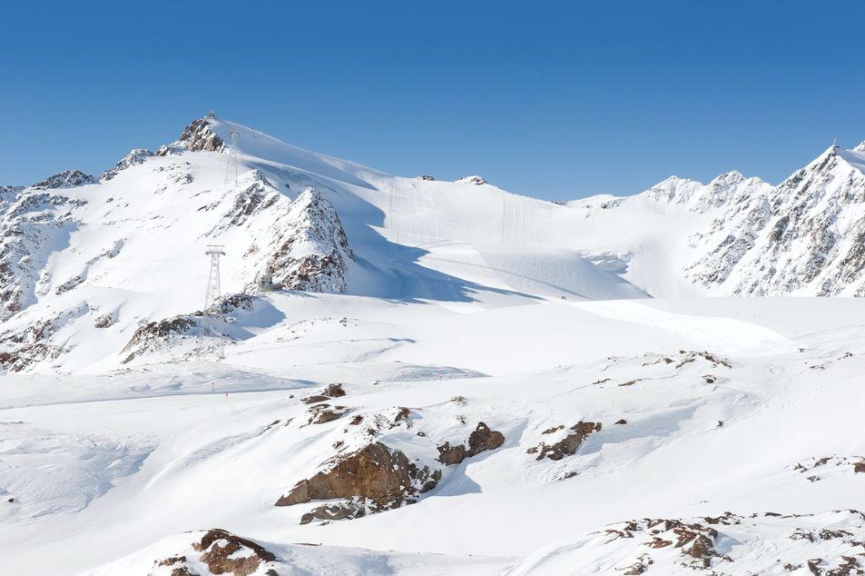 Vacances de neige à Pitztal