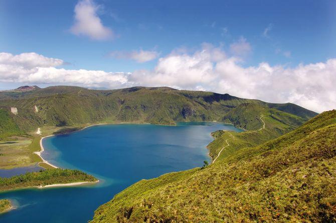 Sauts d'île en île aux Açores, Sao Miguel (Açores)