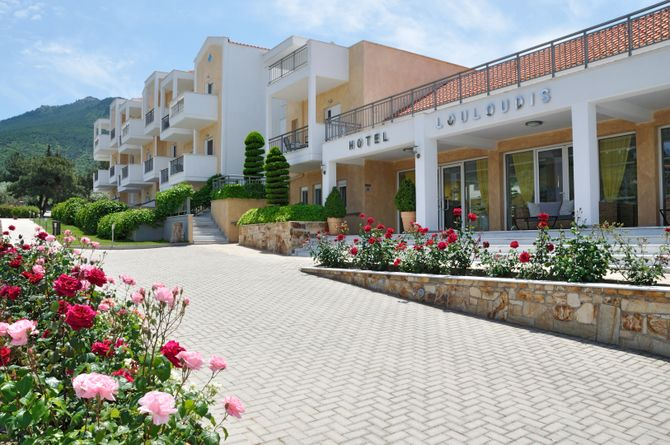 Louloudis Boutique Hotel (Adults Only), Thasos