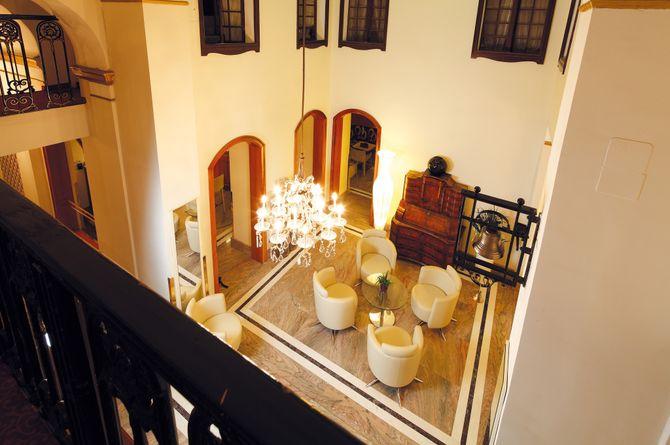 Hotel Wandl, Vienne