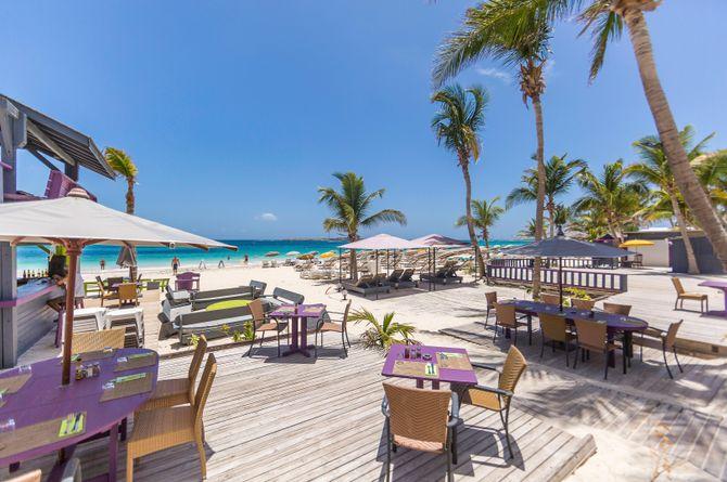 La Playa Orient Bay, Saint-Martin