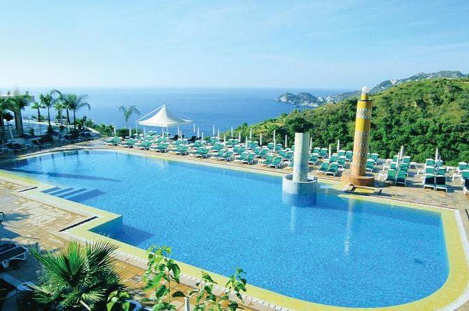 Hotel Olimpo, Taormina & Giardini Naxos